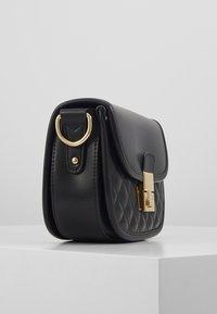 Seidenfelt - MOLDE - Across body bag - black - 4