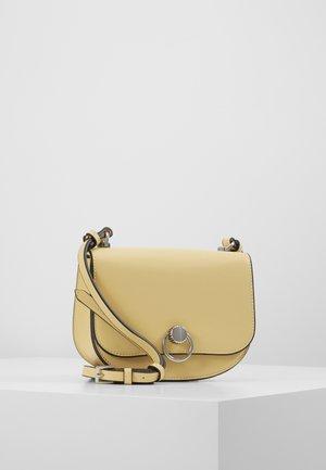 KALMAR - Across body bag - sor. yellow