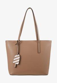 Seidenfelt - LYNGDAL - Handbag - almond - 1