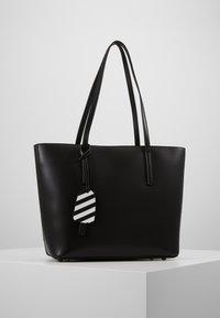 Seidenfelt - LYNGDAL - Handbag - black - 0