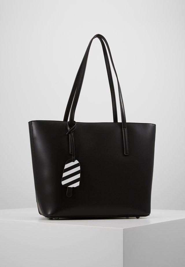 LYNGDAL - Käsilaukku - black