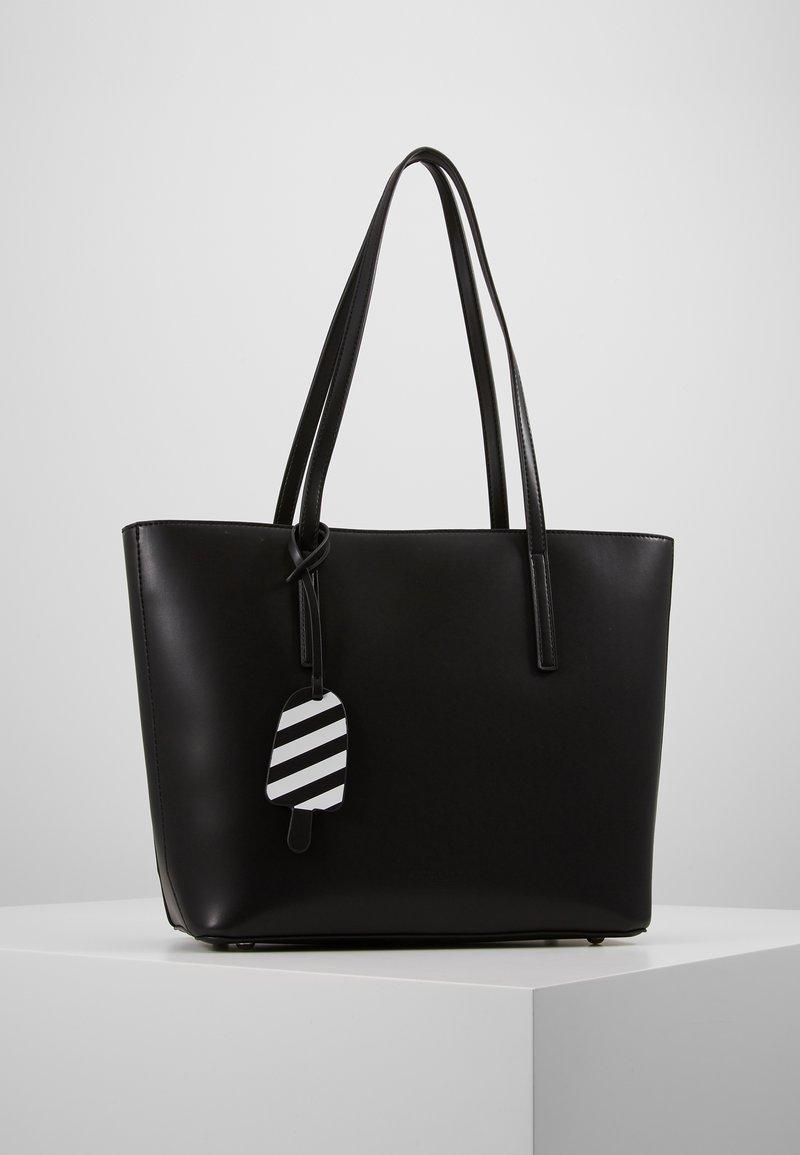 Seidenfelt - LYNGDAL - Handbag - black