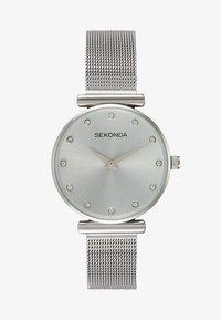 Sekonda - LADIES WATCH ROUND CASE - Watch - silver-coloured - 1