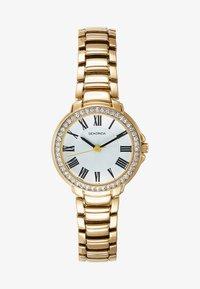 Sekonda - LADIES WATCH ROUND CASE - Horloge - gold-coloured - 1