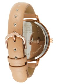 Sekonda - LADIES WATCH ROUND - Watch - rose