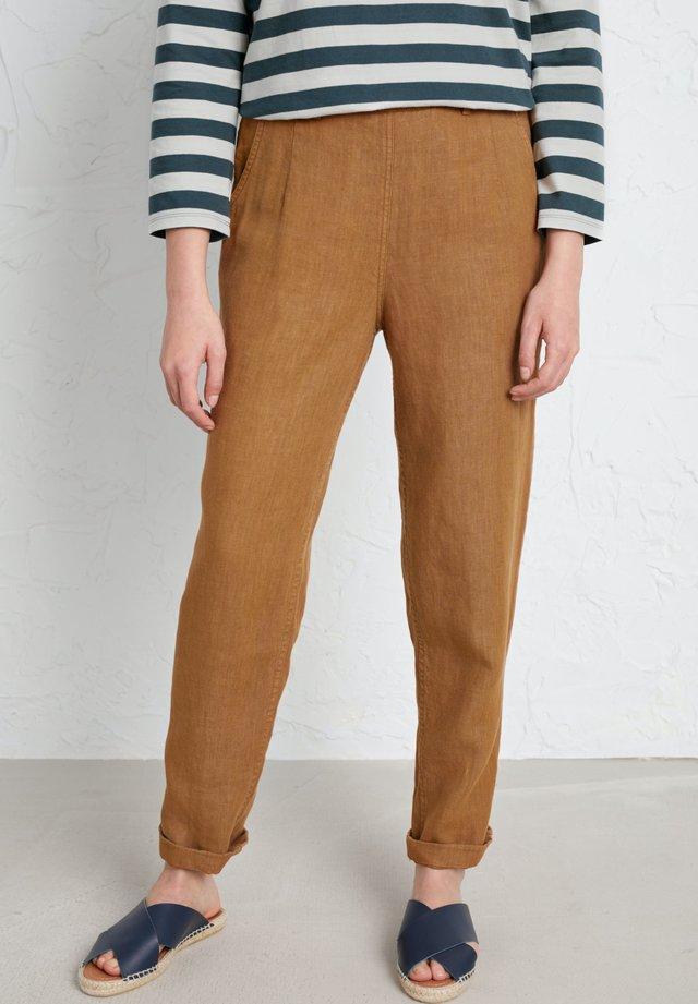 TRENGWAINTON  - Trousers - brown