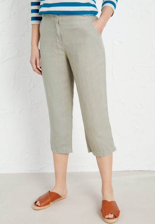 BRAWN POINT CROPS - Trousers - nude