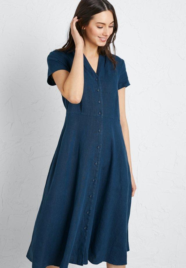 CARVED  - Sukienka koszulowa - dark blue
