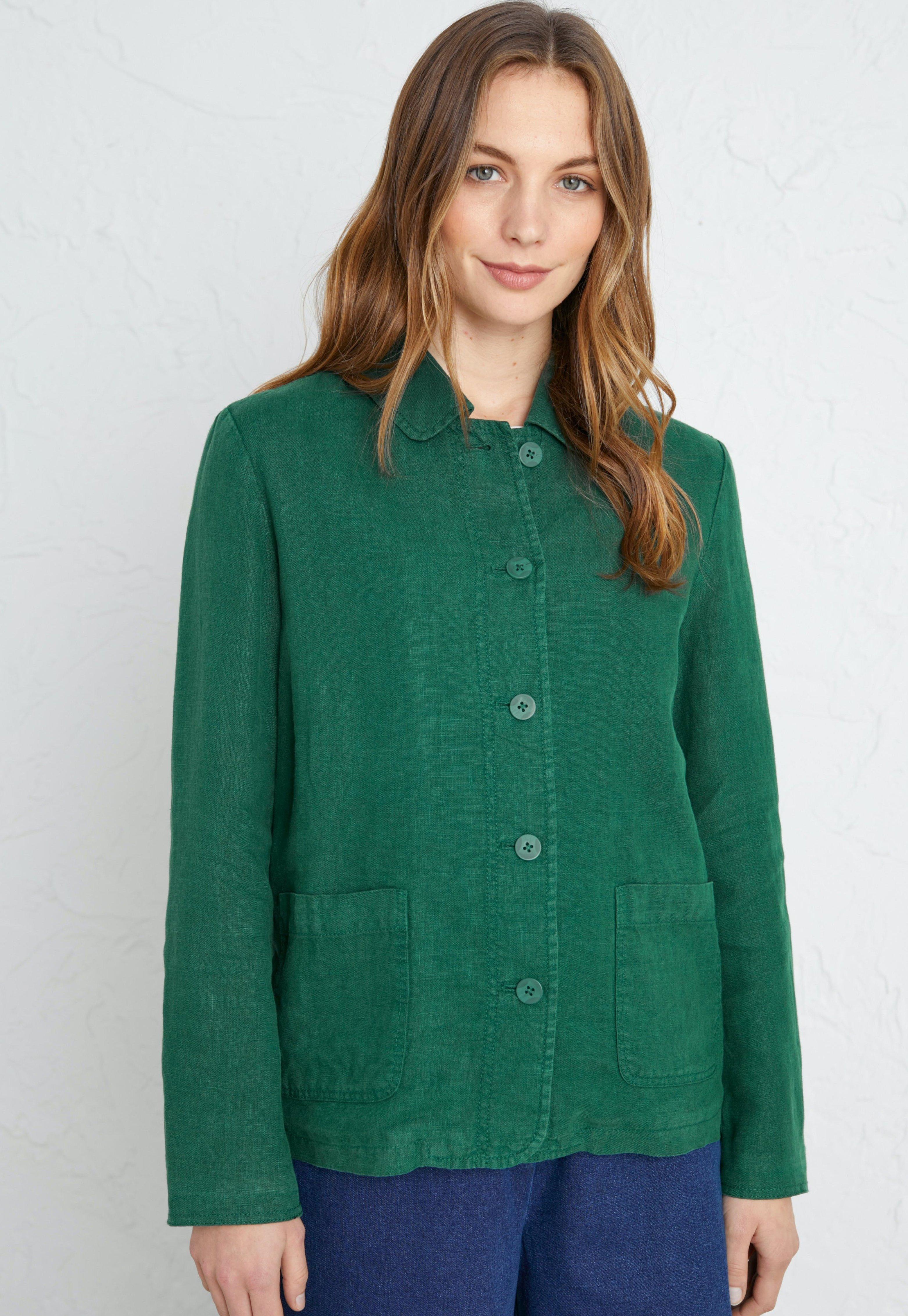 SEASALT Übergangsjacke - green | Damenbekleidung billig
