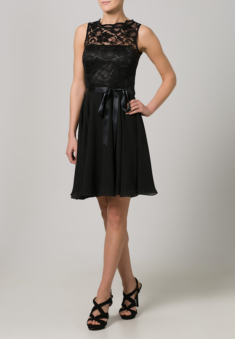 Swing Cocktailkleid/festliches Kleid - schwarz - Zalando.de