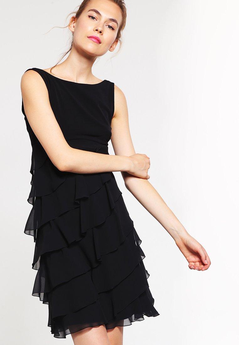 Swing Cocktailkleid/festliches Kleid - schwarz - Zalando.at