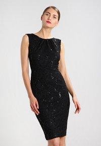 Swing - Cocktail dress / Party dress - schwarz - 0