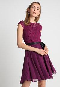 Swing - Cocktail dress / Party dress - lila - 0