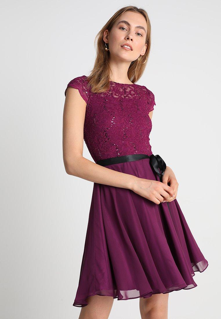 Swing - Cocktailkleid/festliches Kleid - lila