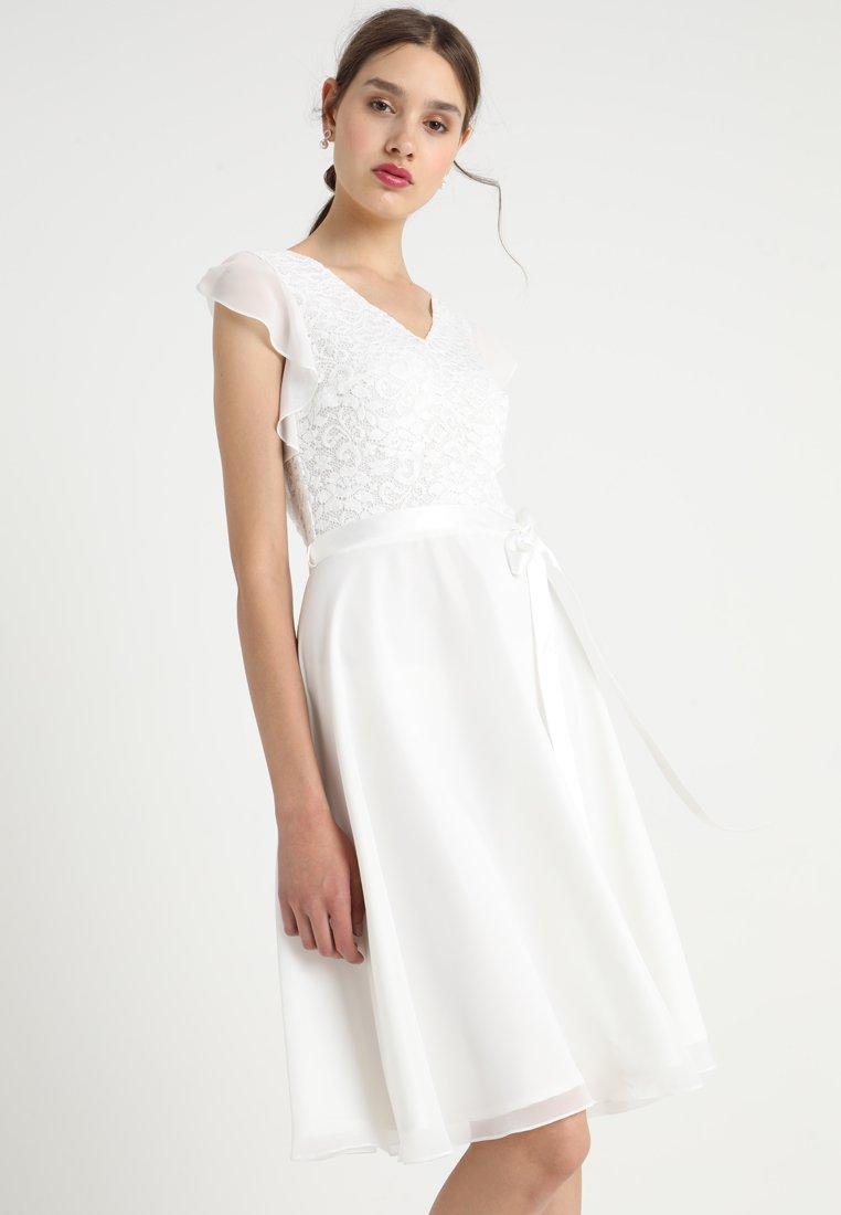 Swing - Cocktailkleid/festliches Kleid − offwhite