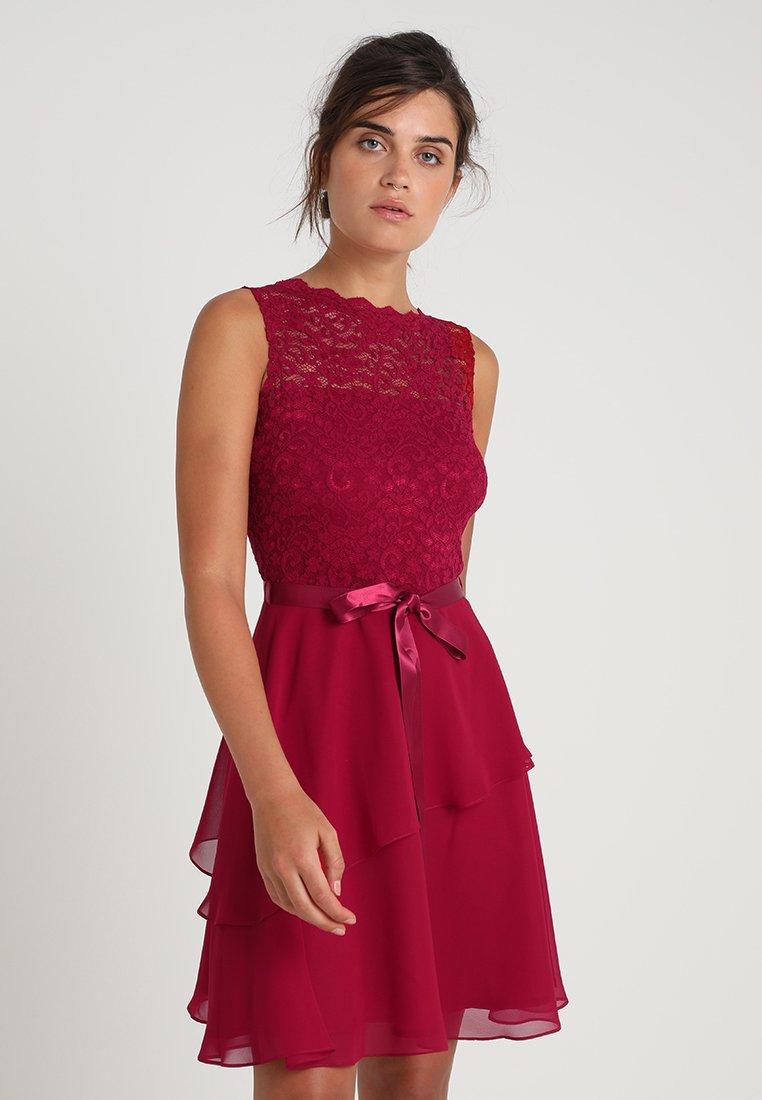 Swing - Cocktailkleid/festliches Kleid - rot