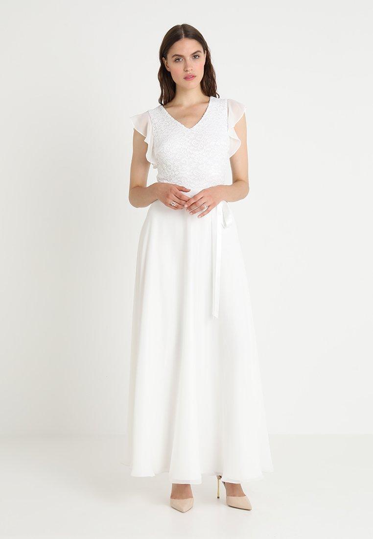 Swing - Vestido de fiesta - creme white