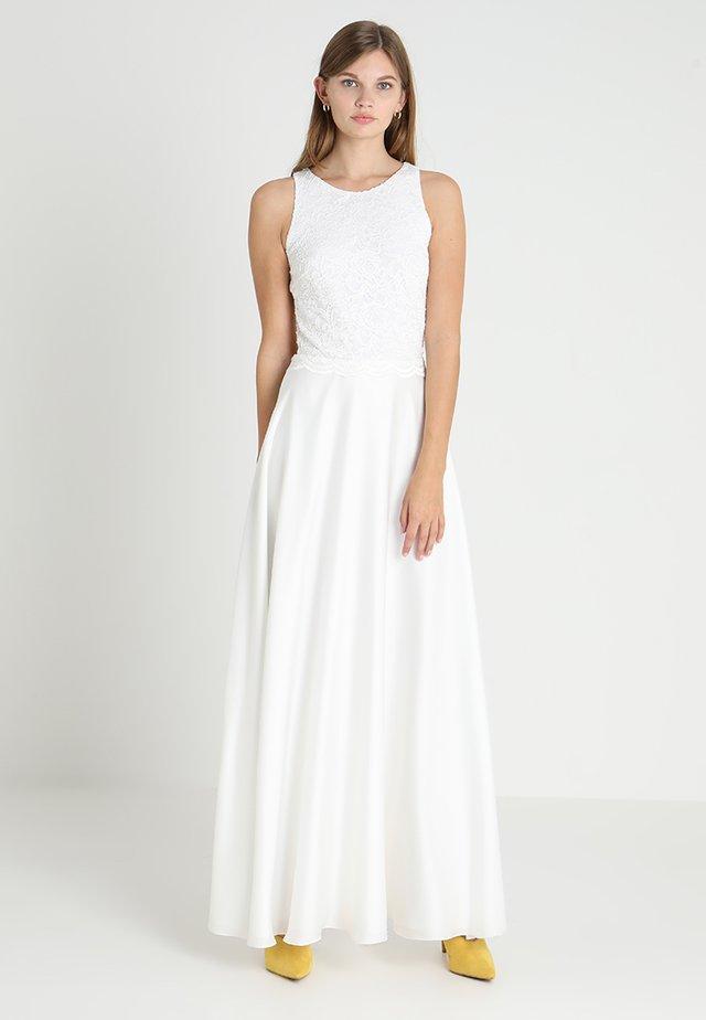 BRIDAL - Festklänning - cremeweiß