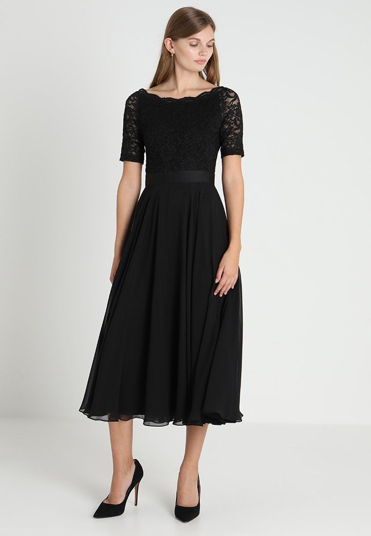 Swing - Robe de cocktail - black