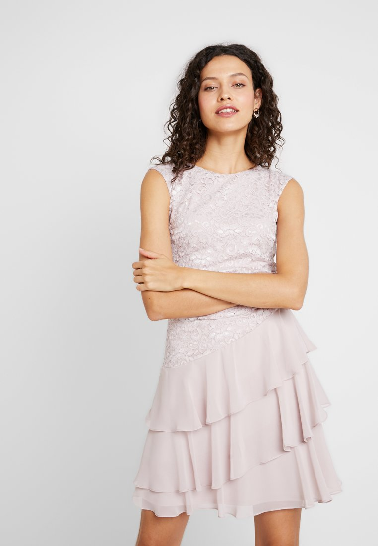 Swing - Cocktail dress / Party dress - hellrosa