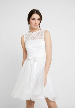 Cocktail dress / Party dress - cremeweiss