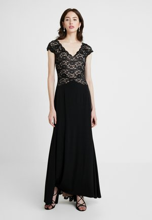 Occasion wear - schwarz/beige