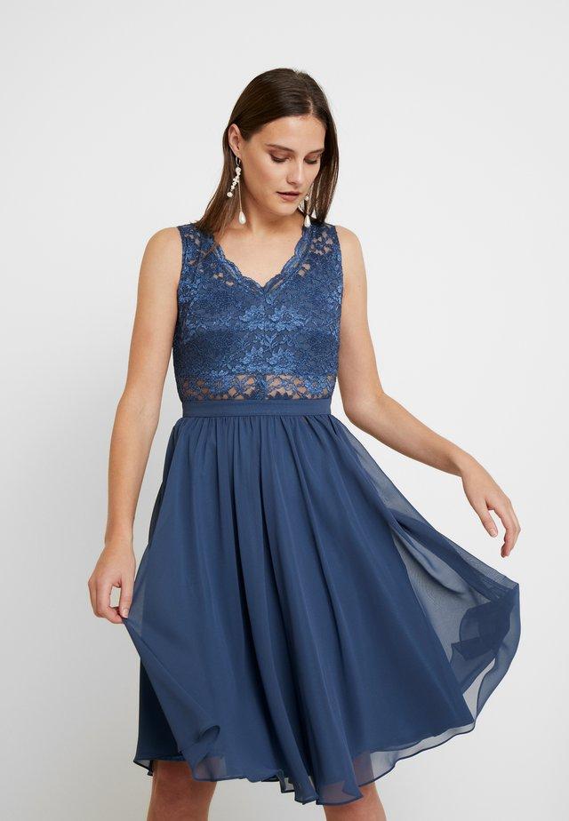 Cocktailkleid/festliches Kleid - rust