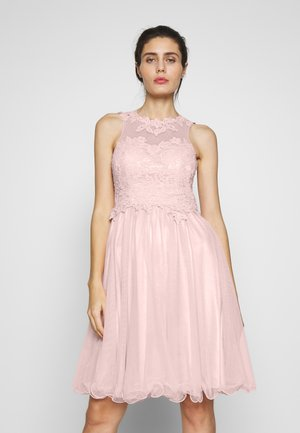 Cocktail dress / Party dress - pastellrosa