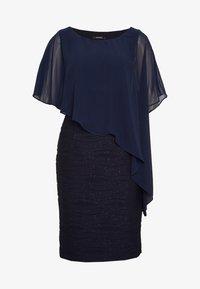 Swing - Koktejlové šaty/ šaty na párty - dark blue - 5