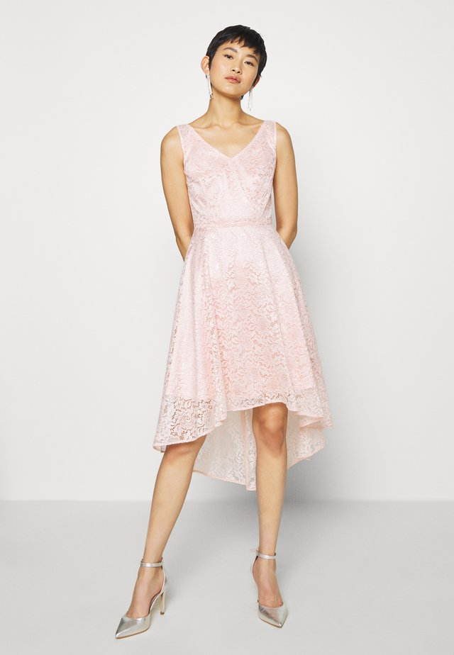 Cocktail dress / Party dress - light rose