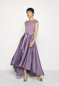Swing - Suknia balowa - grau/violett - 1