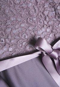 Swing - Festklänning - grau/violett - 3