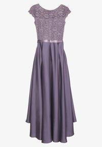 Swing - Festklänning - grau/violett - 1