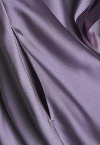 Swing - Festklänning - grau/violett - 2