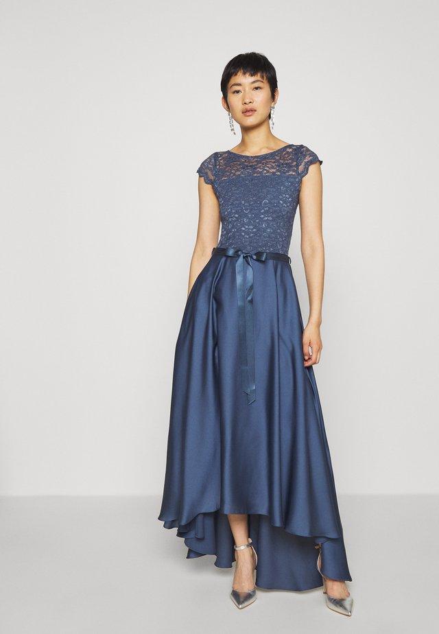 Společenské šaty - azurblau