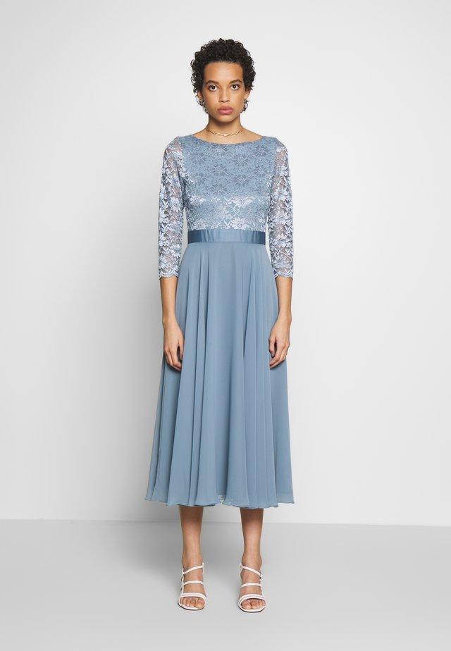 Vestido de cóctel - azurblau