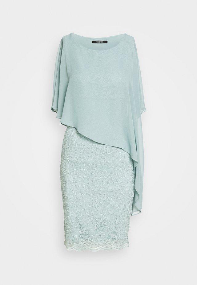 Cocktail dress / Party dress - pistazie