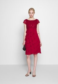 Swing - Cocktail dress / Party dress - rio red - 1