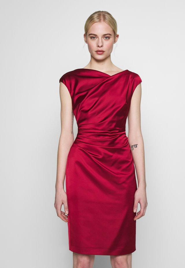 Cocktail dress / Party dress - rio red