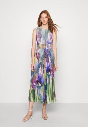 BLUMENDRUCK - Vestito elegante - blue/multi