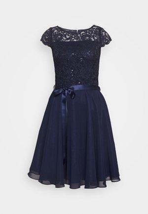 DRESS - Vestito elegante - marine
