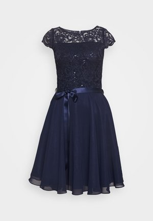 DRESS - Vestido de cóctel - marine