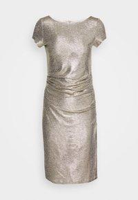 Swing - Vestito elegante - gold - 0