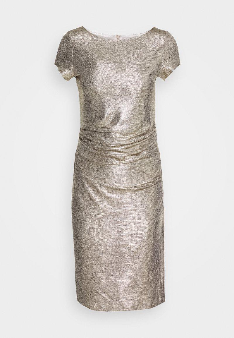 Swing - Vestito elegante - gold