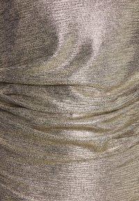 Swing - Vestito elegante - gold - 2