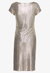 Swing - Vestito elegante - gold - 1