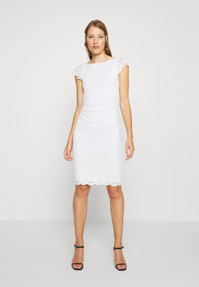 FACELIFT - Cocktail dress / Party dress - ivory