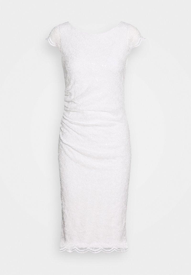 Swing - FACELIFT - Cocktailklänning - ivory