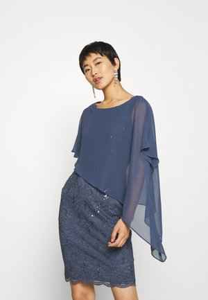 FACELIFT - Cocktail dress / Party dress - rauchblau