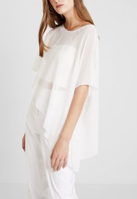 Swing - Poncho - creme weiss - 4